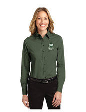 CSU Ladies Dress Shirt